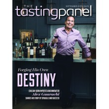 The Tasting Panel Cover