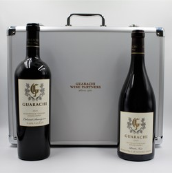 Case Bundle, 1 Cabernet and 1 Pinot